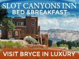 Bryce Canyon Lodging