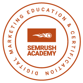SEMRush SEO Certified